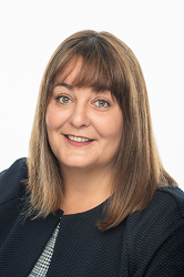 A photograph of the Convener of the Equalities and Human Rights Committee, Ruth Maguire, a member of the Scottish Parliament.