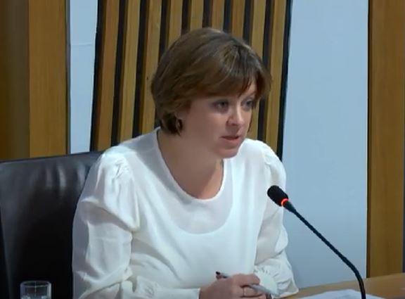 Jenny Marra MSP, Convener